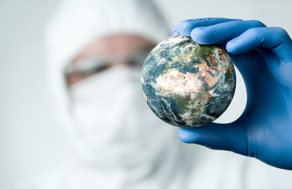 Perceptie van risico in de wereld
